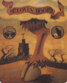 The Cloven Hoof Dr Who and The Daemons